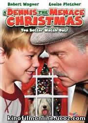 Деннис - мучитель Рождества